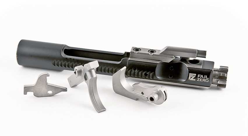 Bolt Carrier Group Elite Black